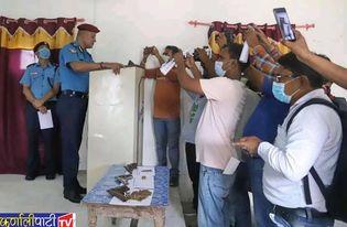 अनैतिक सम्बन्धका कारण श्रीमतीकै योजनामा माओवादी नेता पाण्डेको हत्या : प्रहरी
