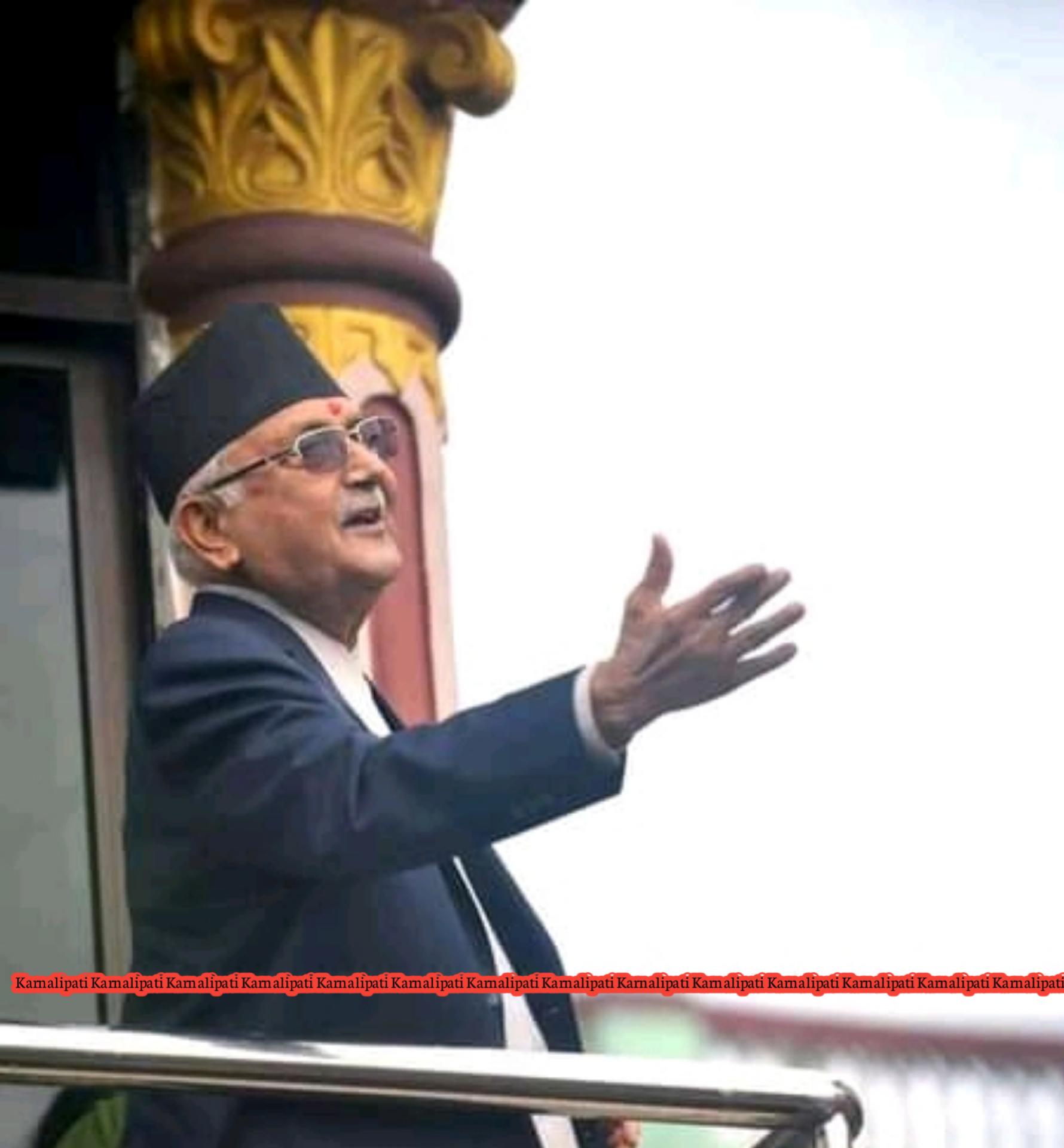 लाजशरम हराएका नेपाललाई एमालेमा ठाउँ छैन ; एमाले अध्यक्ष ओली