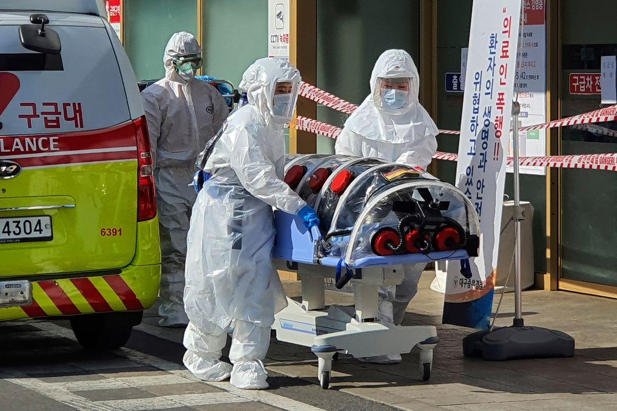 कोरोना संक्रमित ८६ बर्षीया वृद्धाको मृत्यु