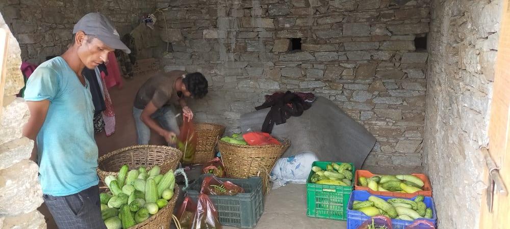 क्यान्सर जितेर कृषि पेशामा
