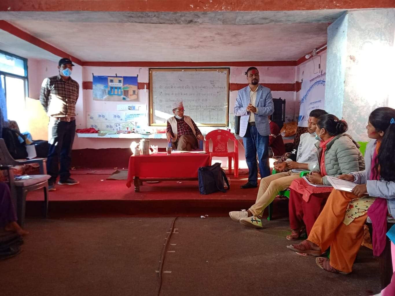 युवा लक्षित बजेट ल्याउछाैं- नगरप्रमुख पाण्डे