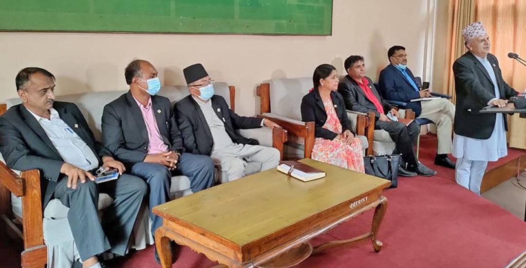 नेपाल बारले पनि माग्यो प्रधानन्यायाधीशको राजीनामा